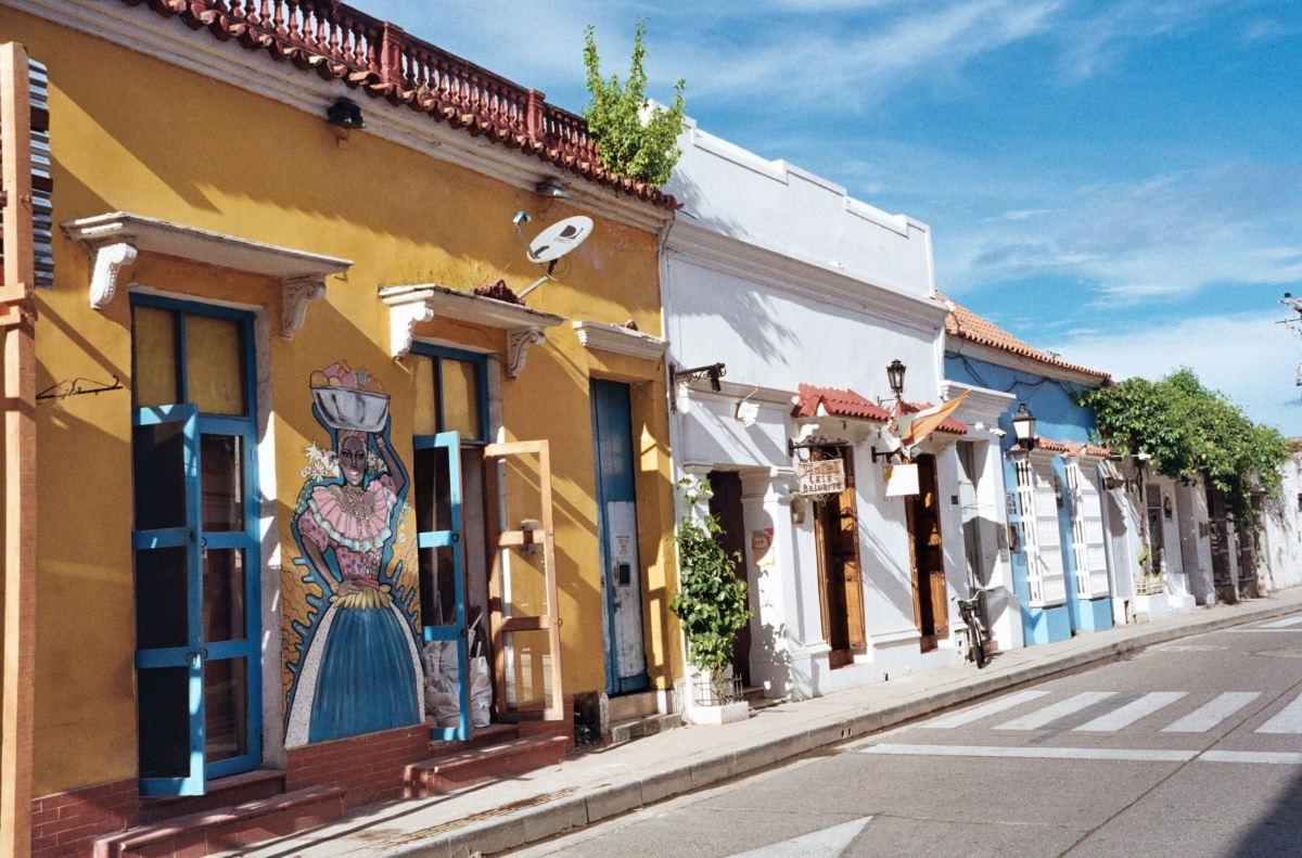 Colombia, day 7: Free Tour Guides in Cartagena
