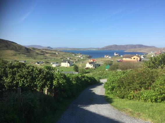 View of Castlebay