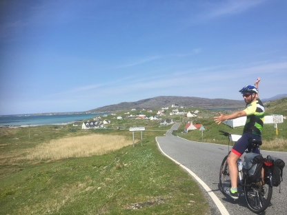 Welcome to Eriskay