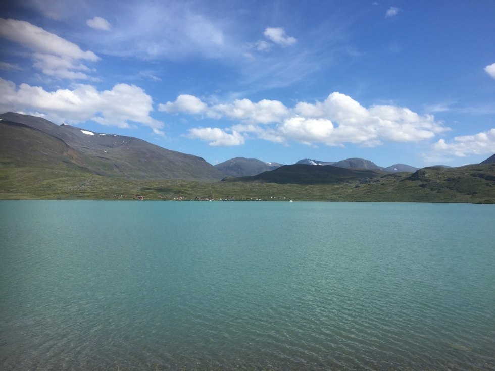 Cool off in Alisjavri lake