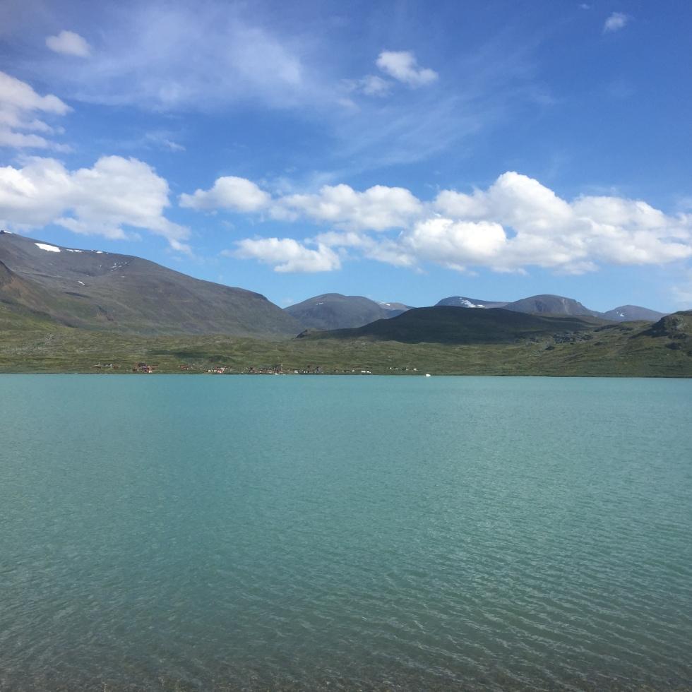 Cool off in Alisjavri lake